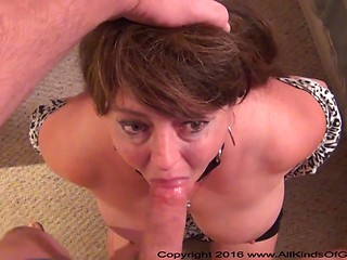 Mature anal mothers