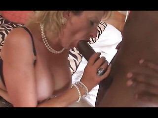 Wife takes old mans big cock