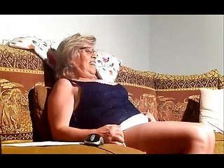 Older woman sex web cam
